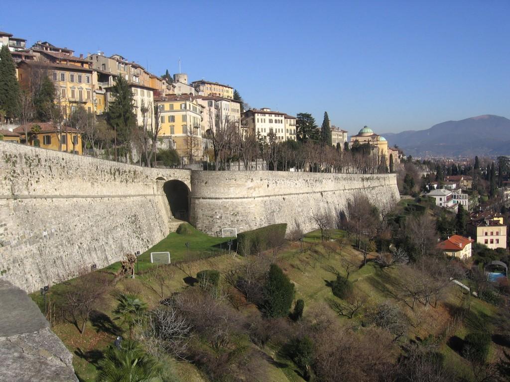 Italian Limousine Network Excursion Bergamo City Tour
