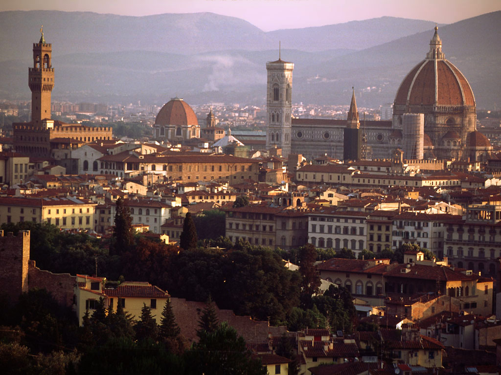 City Of Florence: Italian Limousine Network - Excursion